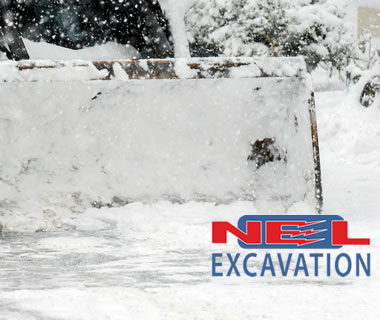 NEL Excavation winter services